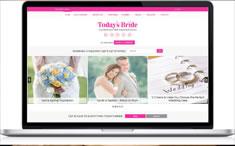 New Website | As Seen on TodaysBride.com