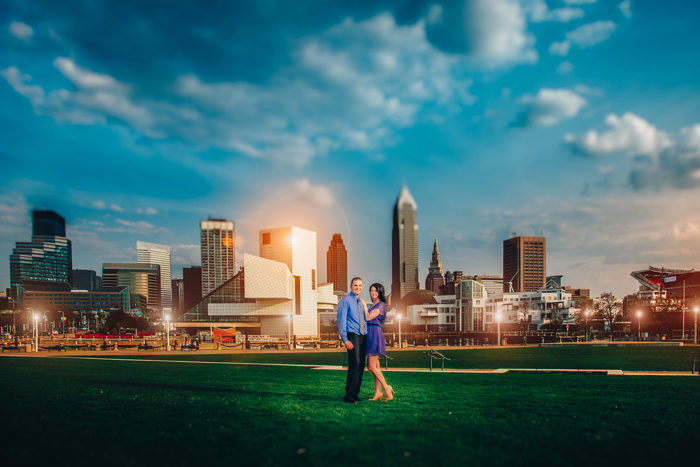 Cleveland Couples Bucket List | Todd Anguish Photography | As Seen on TodaysBride.com