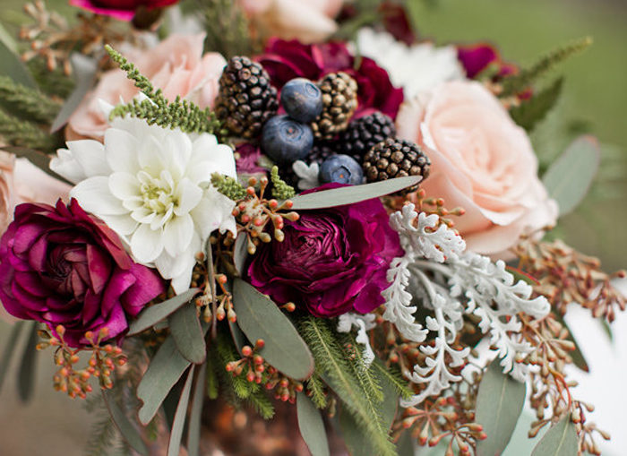 Meaningful Bouquets | Lindsey Gage Photography | As Seen on TodaysBride.com