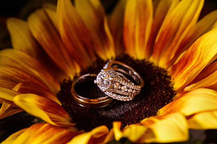 Insuring your Wedding Rings | Genevieve Nisly Photography | As Seen on TodaysBride.com