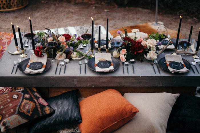 Wedding Seating | Cassie Rosch Photography | As Seen on TodaysBride.com
