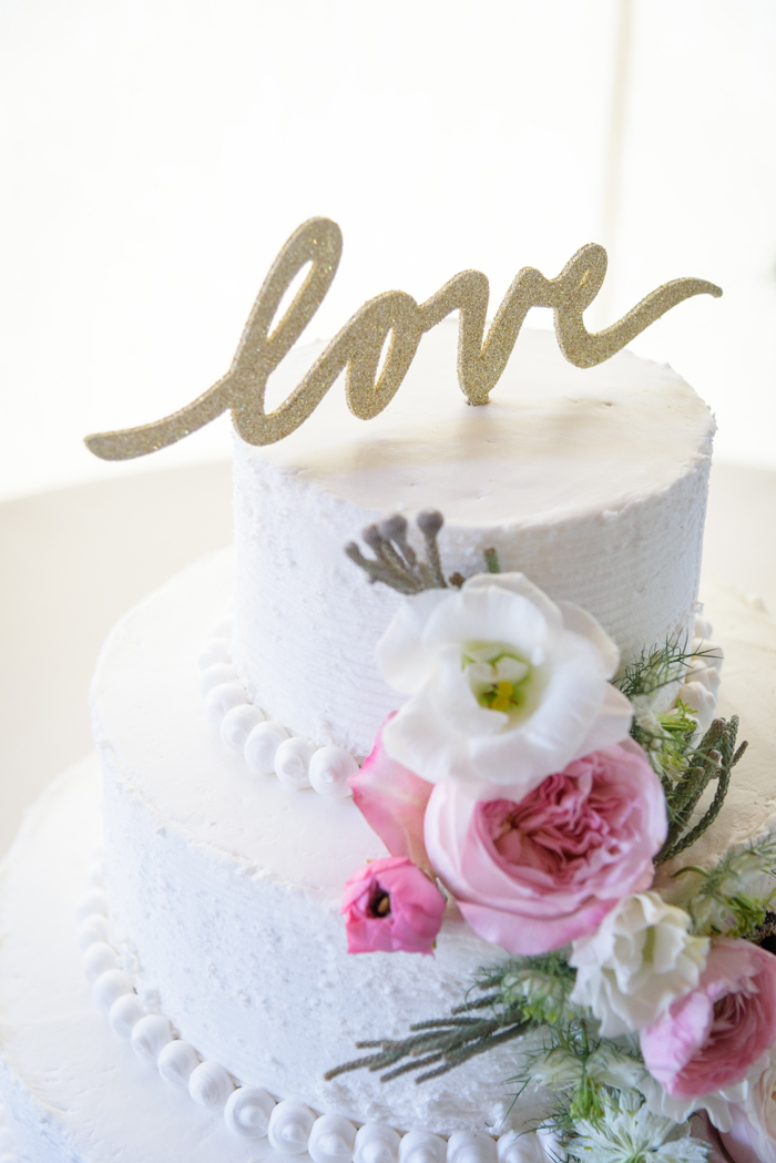 Wedding Cake Topper | David Corey Photography | As Seen on TodaysBride.com