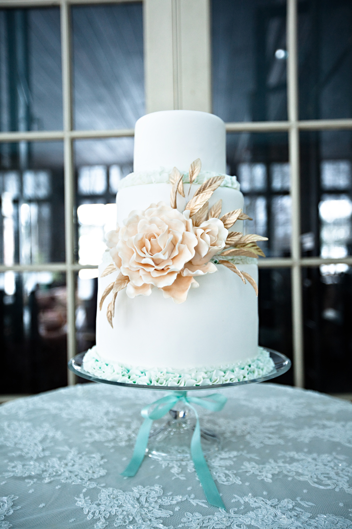 Wedding Cake | Z Media | As Seen on TodaysBride.com