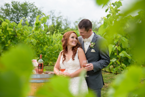 Romantic Italian Inspired Vineyard Shoot |Wedding Styled Shoot as seen on TodaysBride.com | Vintage Wedding Ideas, Vineyard Wedding Ideas, Ohio Wedding, bride, groom | Sabrina Hall Photography, Elite Entertainment, Gervasi Vineyard Wedding, Lavender Bridal Salon, Tuxedo Junction, Nikki's Perfect Petal Designs, ReInspired Bride, Invitations by Kate