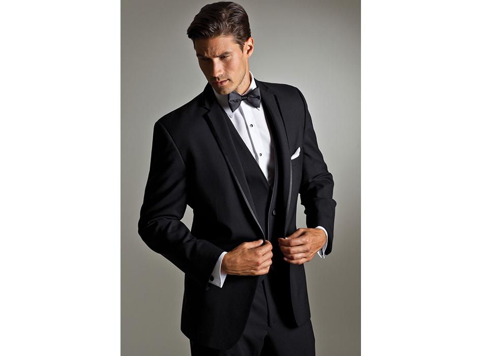 American Commodore Tuxedo | As seen on TodaysBride.com