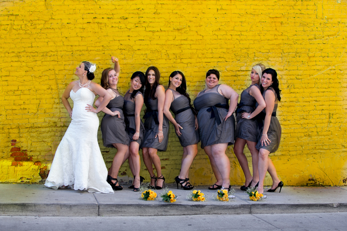 Bridal Party | BCR Studios by Brad | As seen on TodaysBride.com