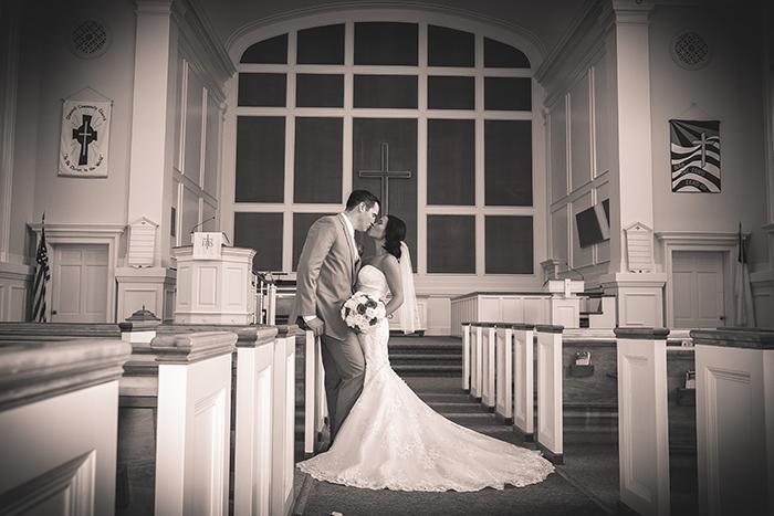 Fransiska & Craig - Classic in Cleveland   Kay Photo & Design   Real Ohio Wedding as seen on TodaysBride.com, cleveland wedding, city wedding, navy and pink wedding, wedding photography