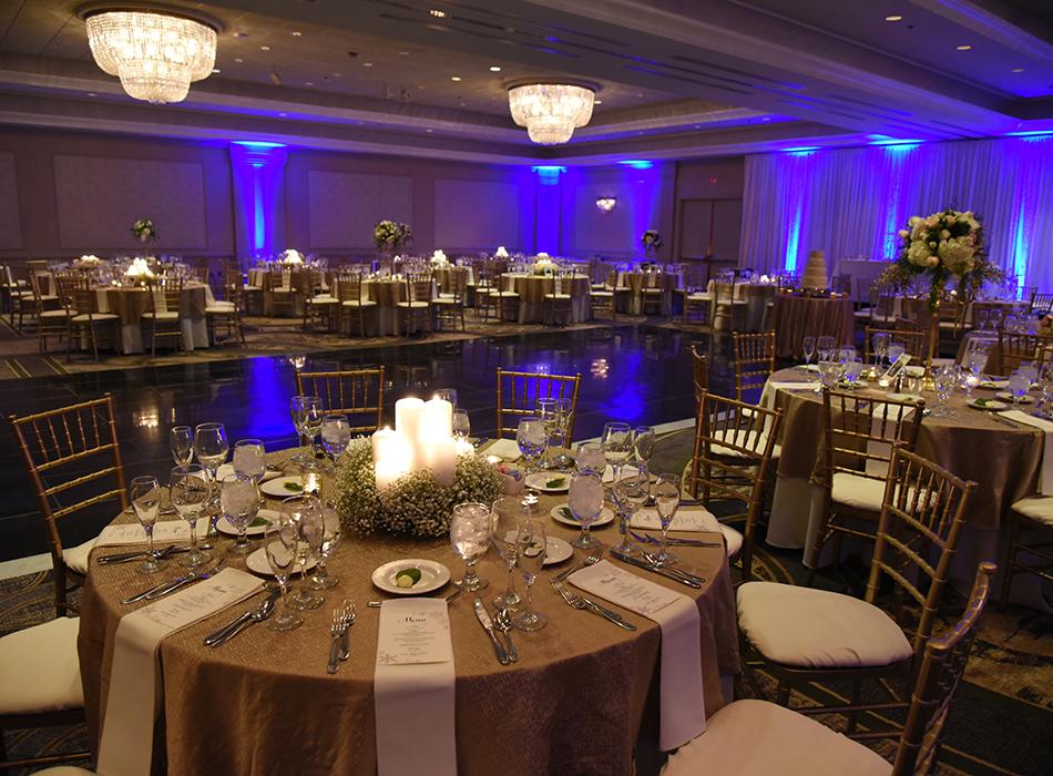 Sheraton Suites Akron / Cuyahoga Falls