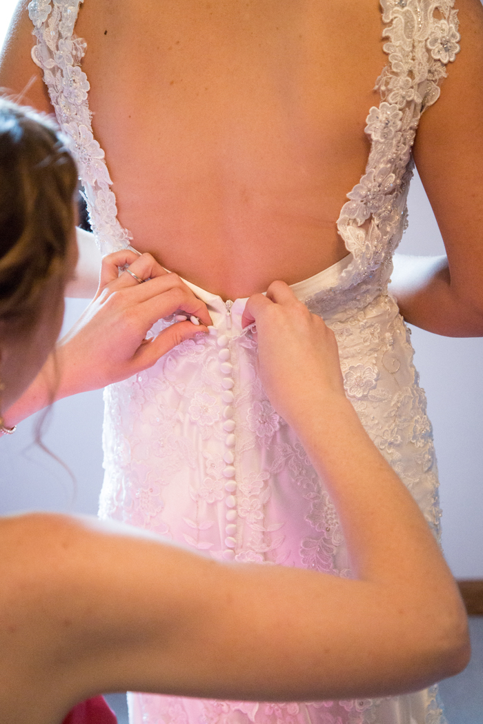 Getting Ready | Orchard Photography | As seen on TodaysBride.com