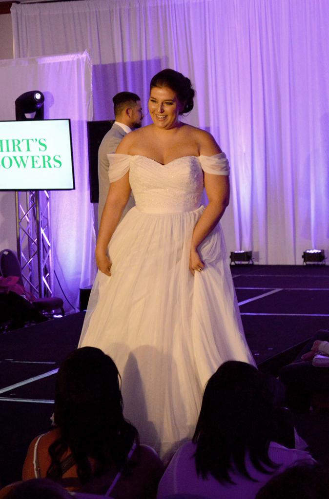 Today's Bride October Wedding Show - Wedding Dresses, Tuxedos, Fashion Show, Cakes. flowers & more!