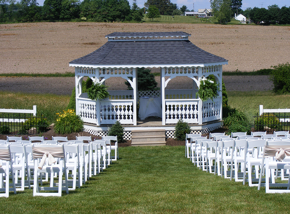 The Amish Door | As seen on TodaysBride.com