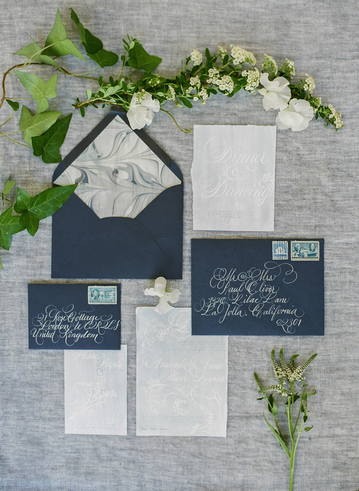 Wedding Invitations | Greg Finck | As Seen on Todaysbride.com