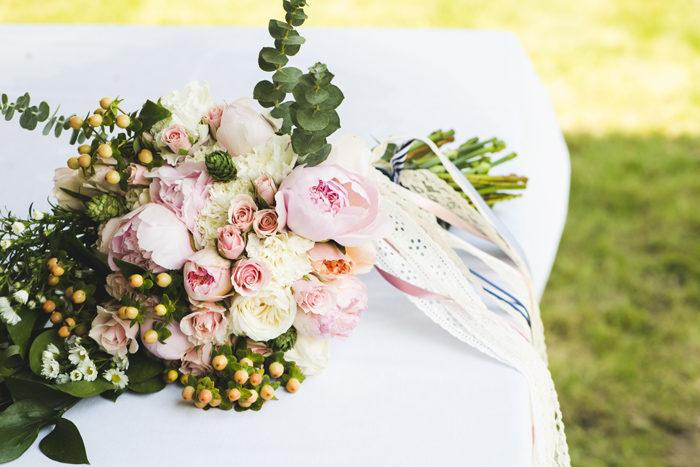 Wedding Bouquet | Hai Bales Photography | As seen on TodaysBride.com