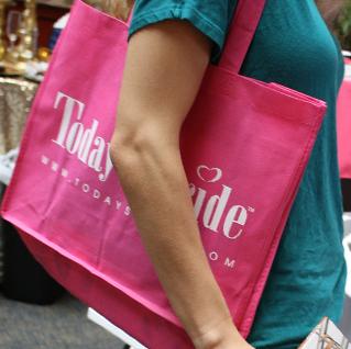 Free Pink bag