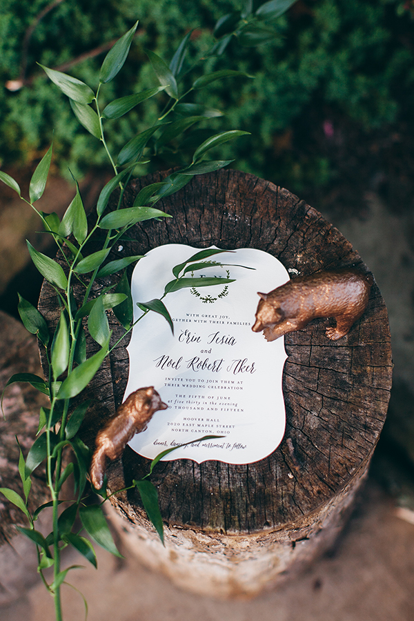 Wording your Invitations | Firm Anchor Photography | As seen on TodaysBride.com