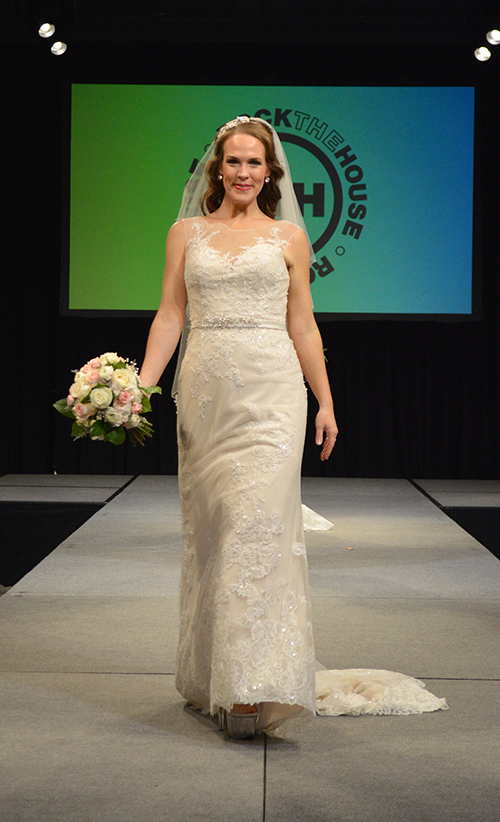 Bridal, Bridesmaids and Tuxdeo Fashion Show from Today's Bride Wedding Shows