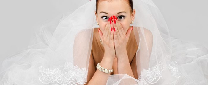 7 Things You Should Never Say to a Bride on Her Wedding Day