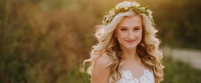 Tips For Healthy Hair On Your Wedding Day