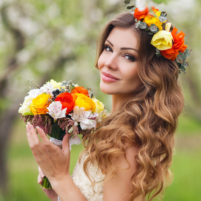 Healthy Hair for your Wedding   As Seen on TodaysBride.com