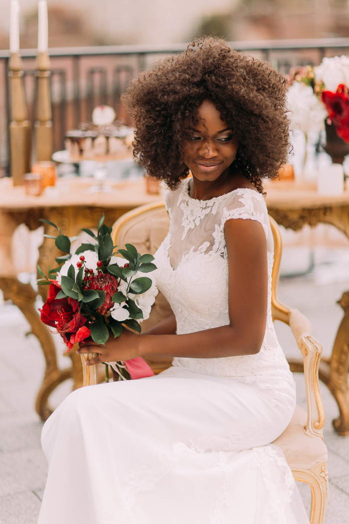 Healthy Hair for your Wedding | As seen on TodaysBride.com