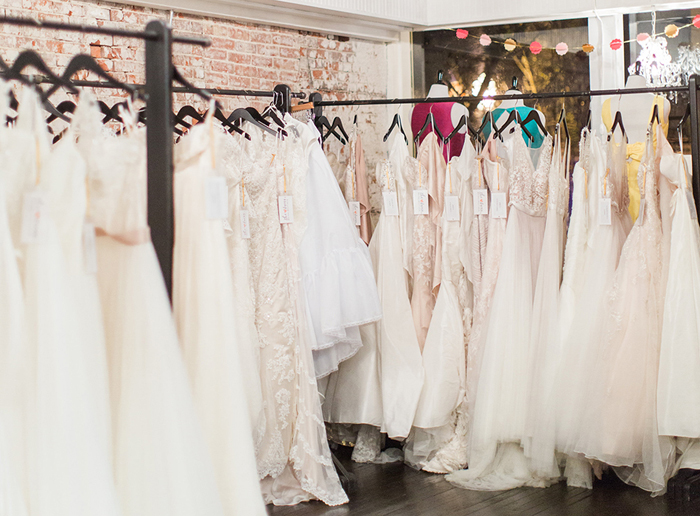 How To Prepare For Wedding Dress Shopping