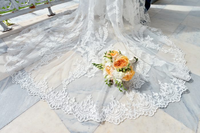 Wedding Dress Uses | As seen on TodaysBride.com