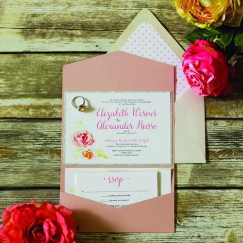 Invitation Etiquette Demo October 15th Bridal Show