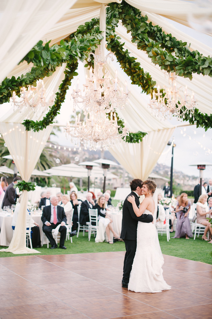 Tent Wedding | Michael Radford Photography | As seen on TodaysBride.com