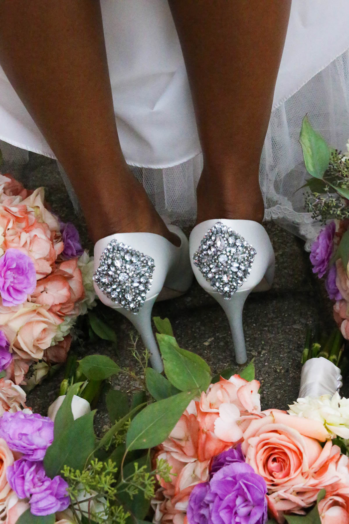 Wedding Shoes | JazzyMae Photography | As seen on TodaysBride.com