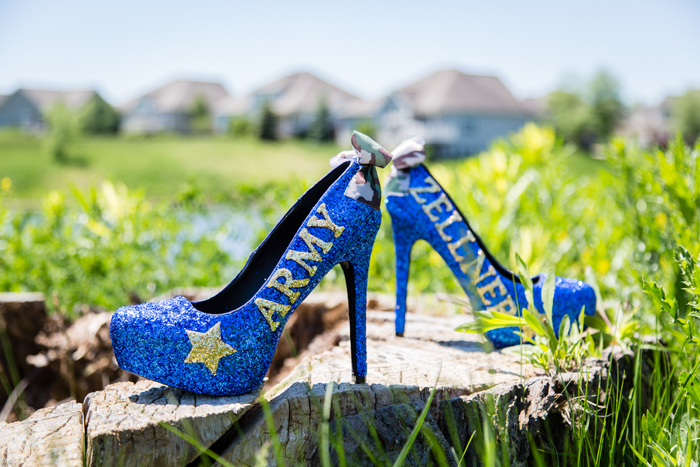 Wedding Shoes | Orchard Photography | As seen on TodaysBride.com