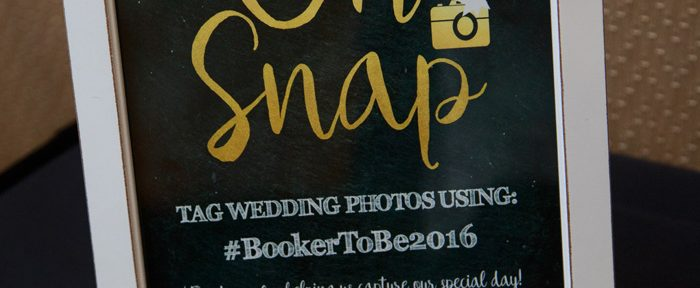 Creating Your Wedding Hashtag