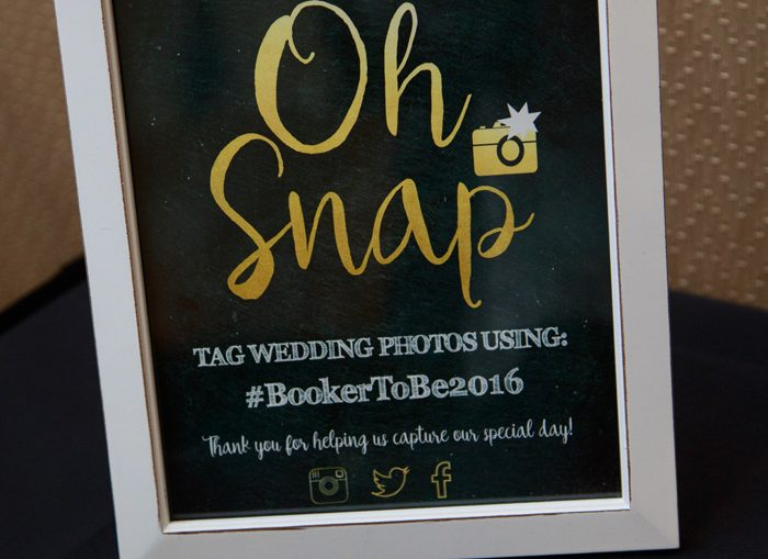 Wedding Hashtag   Sabrina Hall Photography   As seen on TodaysBride.com