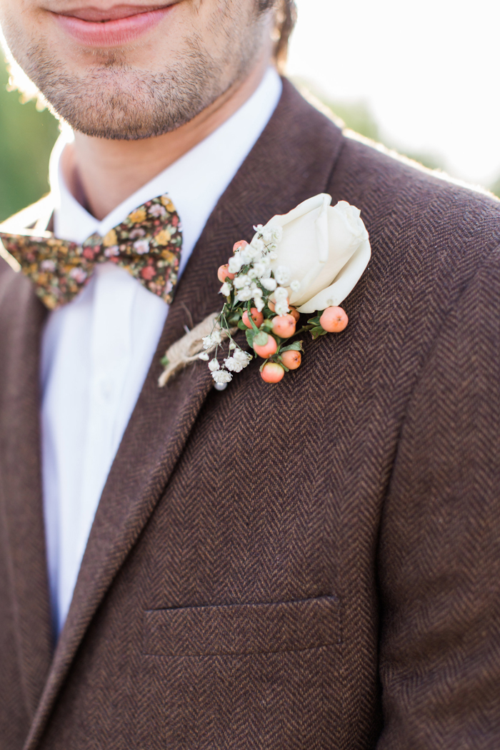 Groom's Attire | Rachel Solomon Photography | As seen on TodaysBride.com