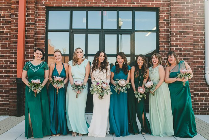 Modern Wedding Trends | Teale Photography | As seen on TodaysBride.com