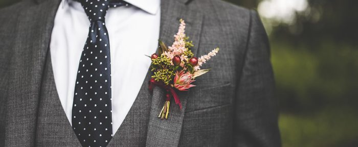 Dress Up your Groom's Attire
