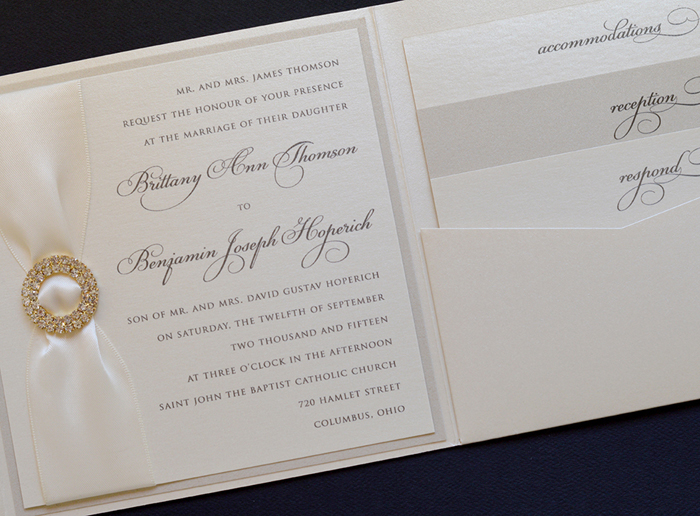 Wedding Invitations | RSVP and Company | As seen on TodayBride.com