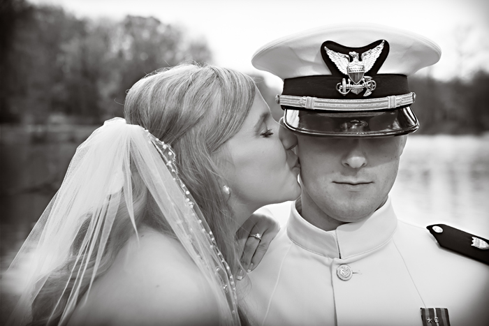 Military Wedding | LMAC Photography | As seen on TodaysBride.com