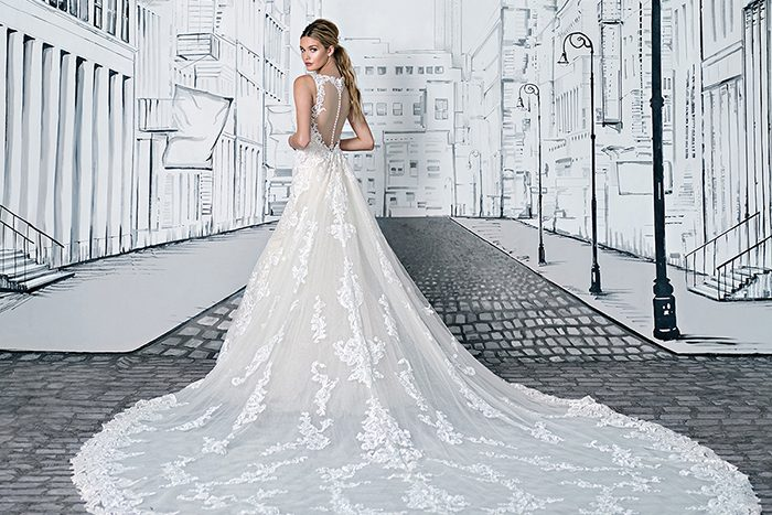 Wedding Dress | Justin Alexander | As seen on todaysbride.com