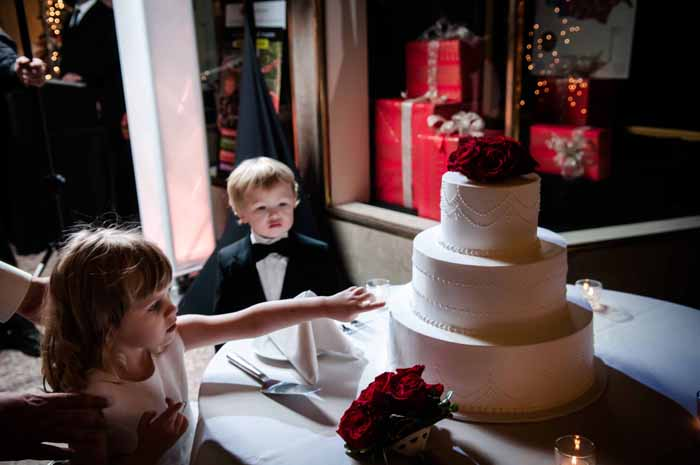Wedding with Children | Artistic Photography, Inc. | As seen on TodaysBride.com