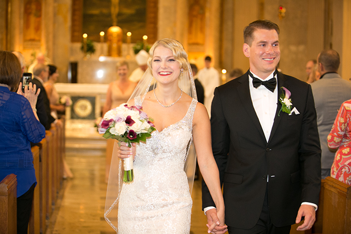 Christine & Jesse - Roaring 20's Themed Wedding | Real ohio wedding as seen on TodaysBride.com, BCR Studios by brad, 1920's themed wedding, purple wedding ideas, 20's themed wedding
