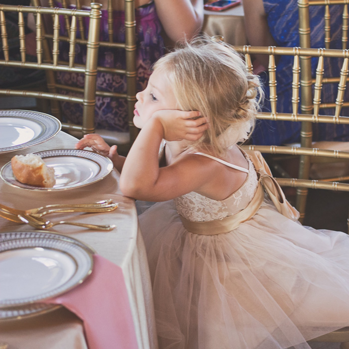 Wedding with Children | OH Snap! Photography | As seen on TodaysBride.com