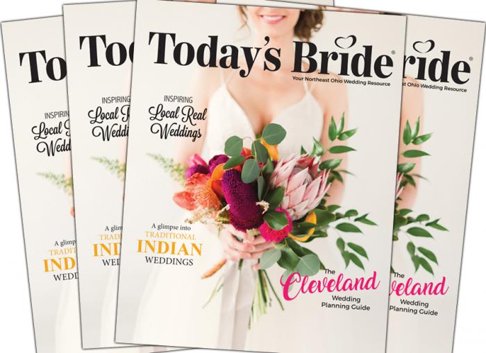 Bridal Magazine | As seen on TodaysBride.com