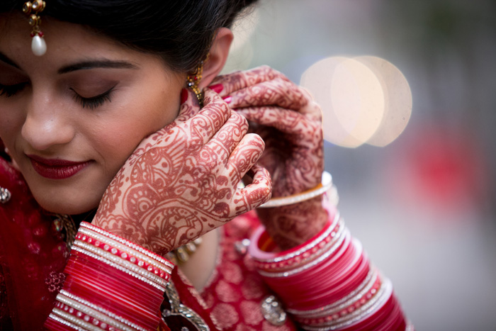 Indian Wedding | BCR Studios by Brad | As seen on TodaysBride.com