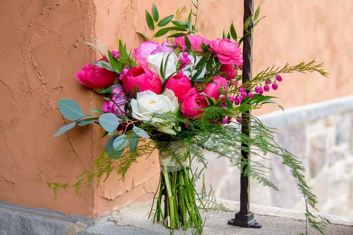 Wedding Flowers | Sabrina Hall Photography and Nikki's Perfect Petal Designs | As seen on TodaysBride.com