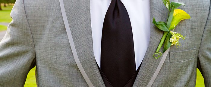 Men's Attire Guide to a Summer Wedding