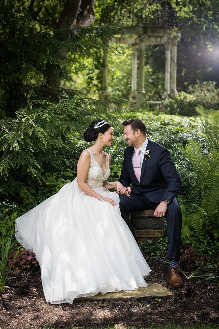 The Happiest Hour - Styled Shoot | ohio wedding styled shoot as seen on TodaysBride.com. earthy wedding, princess wedding, outdoor wedding