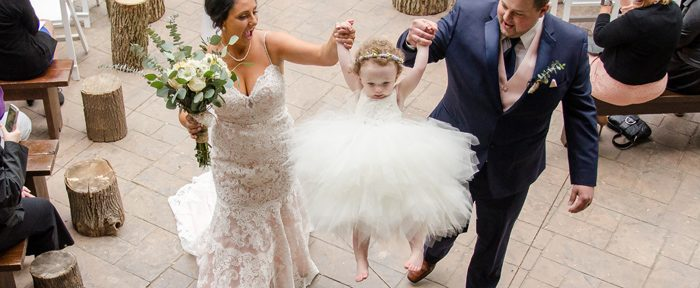4 Ways to Include your Kids in your Wedding