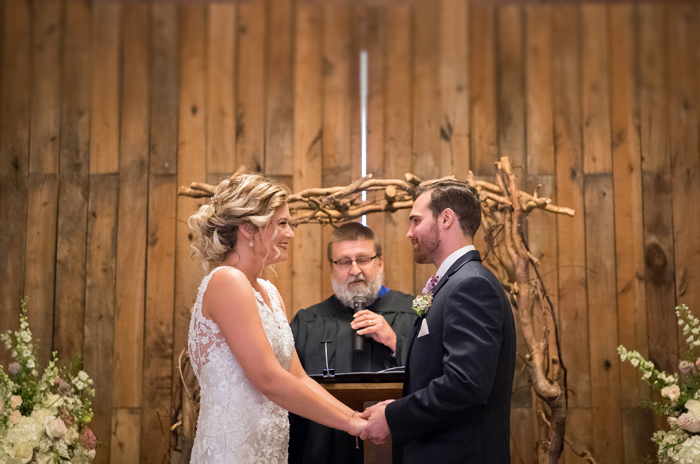 Wedding Vows | Klodt Photography | As seen on TodaysBride.com