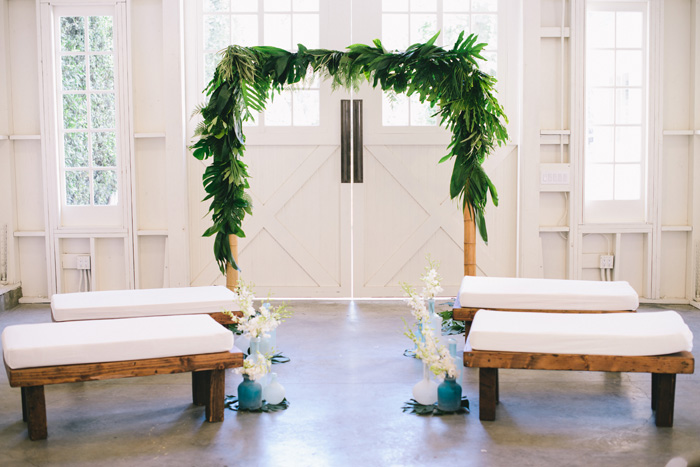 Tropical Wedding | Krista Mason Photography | As seen on TodaysBride.com
