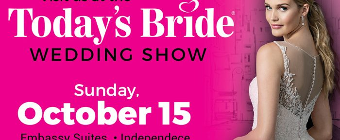 One-Stop Wedding Shopping at Today's Bride Show!